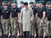 Prince Philip, Husband Britain's Queen Elizabeth Dies