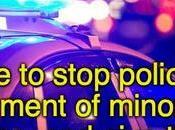 Should Stop Police Enforcement Traffic Violations?