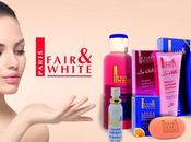 Fair White Gold Skincare Products