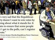 Republicans Were Already Suppressing American Votes Back 2012