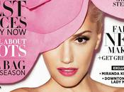 Gwen Stefani Covers Harpers Bazaar September Issue
