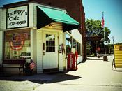 Lumpy's Cafe Cambridge City, Indiana: Perfect Pork Tenderloin Sandwiches