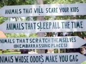 Funniest Signs Show Real Animals