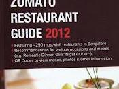 Book Review: Zomato Restaurant Guide 2012 Bangalore