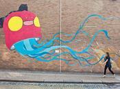 Felipe Yung 'Flip' London Mural