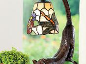 Purrfect Table Lamp Lovers