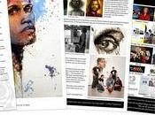 Striking Creative Annual Report Design