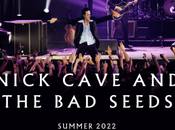 Nick Cave Seeds: Summer 2022 European Festival Shows
