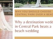 Destination Wedding Central Park Beats Beach