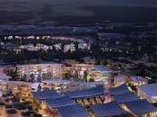 """City Future"" Powered Solar Panels Hydrogen Fuel Cells Japan"