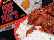 Chef Park's Flavour Korean Buffalo Chicken!