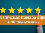 Three Ways Self-service Technology Changing Customer Experience