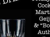 """Friday Night LIVE! Cocktails with Martin Geijer Spirits """"Booze Cruise"""" Author, André Darlington"""