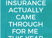 Times Insurance Totally Saved Last Year