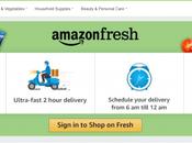 Amazon Fresh Clone: Weave Through Pandemic Waves