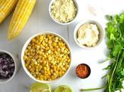 Mexican Street Corn Salad (Ensalada Elotes)