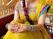 Bridal Mehndi Dresses 2012 Pakistani Brides Courteous Collection Hymeneals