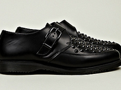 Funky Monky: Martens Applique Dayton Studded Monk Shoe