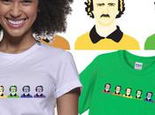 Four T-Shirts Taste