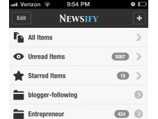 Smartphone Apps That Save Time: Google Reader