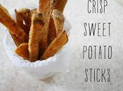 Crisp Sweet Potato Fries...
