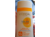 L'Oreal Solar Expertise Ultra Sunscreen Lotion Sort Review