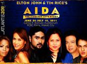 Atlantis Productions' Aida Opens This Friday, June