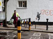 Banksy Stencil Camden