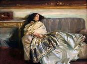 "Favorite John Singer Sargent Paintings Entitled ""Repose""."