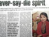 Article That Appeared Today Delhi Times, Ghaziabad