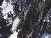 Arete Ryan Aiguille Plan Ridge