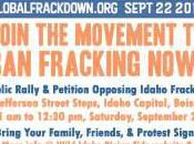 Global Frackdown! Boise, Idaho