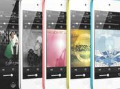 Colourful Models iPod Touch Nano