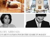 Jaclyn Sienna India: Around World