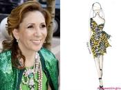 Iconic Wedding Dress Designers: Reem Acra