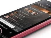 Sony Xperia Miro Android Smartphone Unveiled Facebook