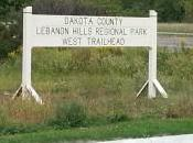 Lebanon Hills Mountain Biking Trail