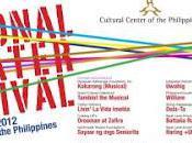Play Entries Showdates--4th National Theater Festival, CCP, Nov. 8-18