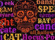 Days Halloween Spooky Poetry