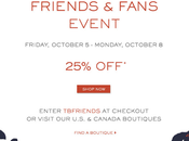 Tory Burch Promo Code Friends Fans Sale