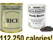 Repel Chaos, Week FREE Case Black Beans Cases White Rice!