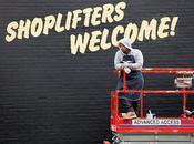 Shepard Fairey, 'Shoplifters Welcome Mural, London