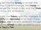 Serenity, Wisdom That