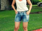 Five Ways Wear Distressed Shorts