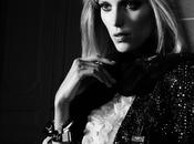 Anja Rubik Hedi Slimane's Spring 2013 Campaign