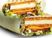 McDonald's Would Like Serve Billions Paneer Wraps Filet-o-shrimp-tempura.