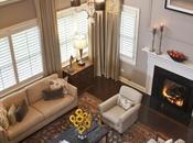 Design Challenges: Lofty Living Room