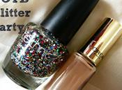 NOTD- Glitter Party
