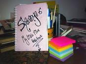 Goodbye Namesake Little Pink Notebook