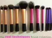 Real Techniques Samantha Chapman Make-Up Brushes